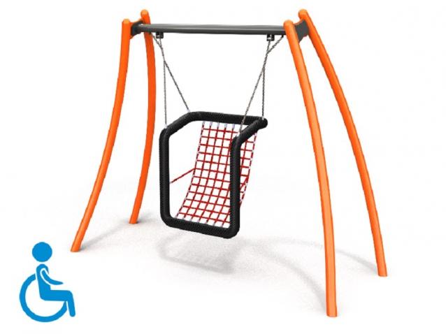 Wszystkie nowe Huśtawka Integracyjna - Playtime Group - wyposażenie placów zabaw RQ64
